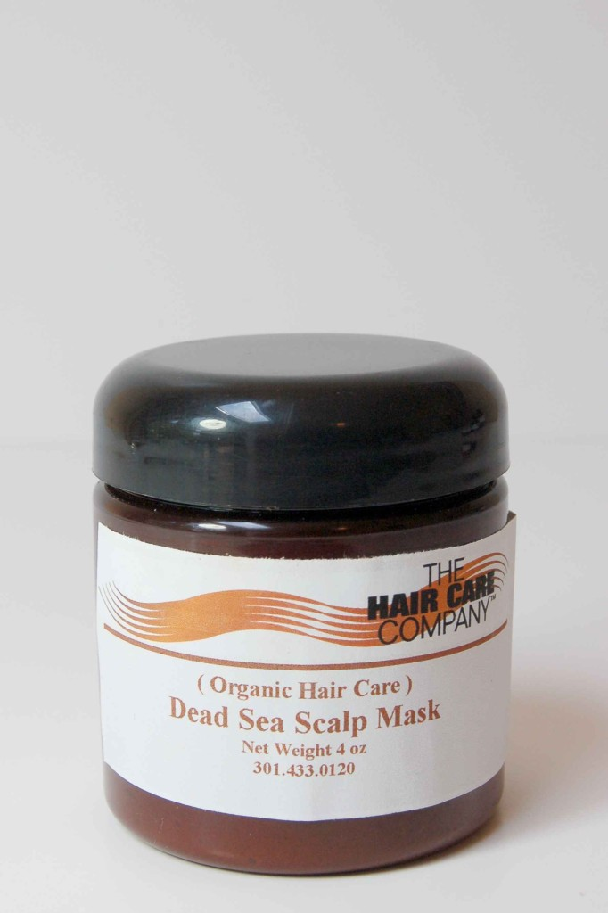 The Hair Care Company Dead Sea Scalp Mask